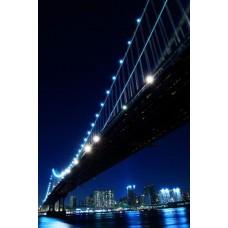 Фотообои - Мост через реку