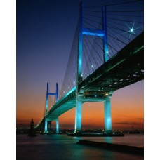 Фотообои - Иокогама Мост
