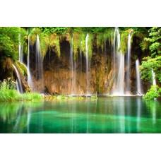 Фотообои - Течение рек