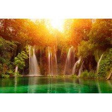 Фотообои - Единение рек