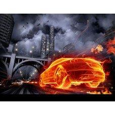 Фотообои - Супер скорость