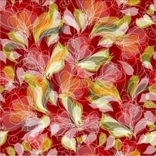 Фотообои - Цветочный узор