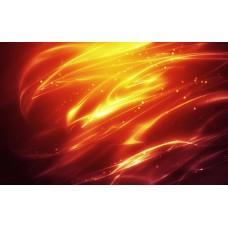 Фотообои - Огненные звезды