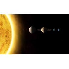 Фотообои - Парад планет