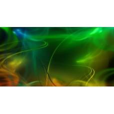 Фотообои - Зеленая дымка