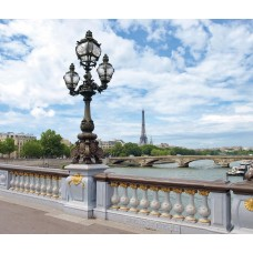 Фотообои - Мост через Сену