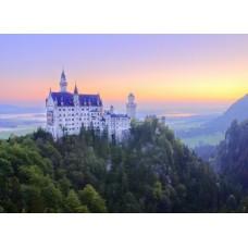 Фотообои - Дворец на горе