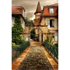 Фотообои - Улица старого города