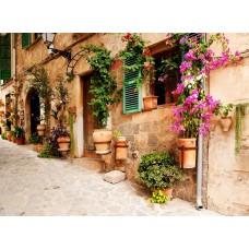 Фотообои - Улочка Италии