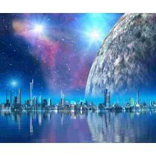 Фотообои - Звездный город