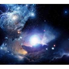 Фотообои - Цветные созвездия
