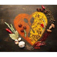 Фотообои - Любовь к кулинарии