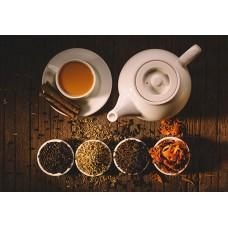 Фотообои - Чай с корицей