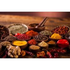 Фотообои - Индийские пряности