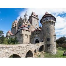 Фотообои - Дорога в замок