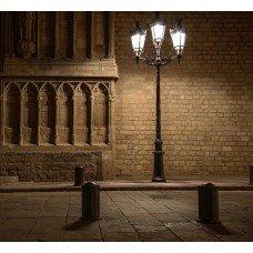 Фотообои - Ночной фонарь