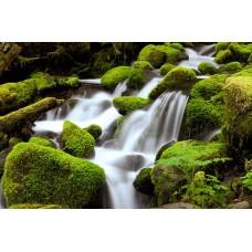 Фотообои - Течение воды
