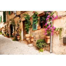 Фотообои - Улочка Сардинии