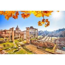 Фотообои - Осенний Рим