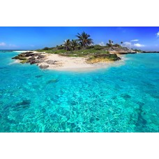 Фотообои - Острова в океане