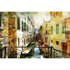 Фотообои - Виды Венеции - Фреска