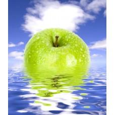 Фотообои - Зеленое яблоко