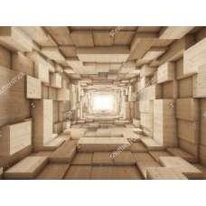 Фотообои - Тунель