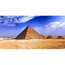 Фотообои - Пирамиды вдалеке
