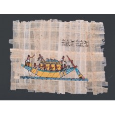 Фотообои - Рисунки на папирусе