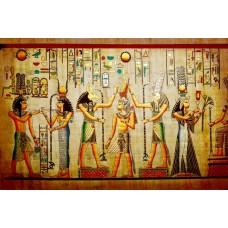 Фотообои - Египетский обряд