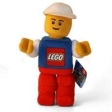 ЧБ Раскраски - Лего