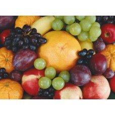 Фотообои - Натюрморт из фруктов