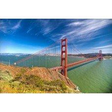 Фотообои - Мост Золотые Ворота