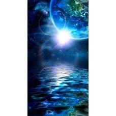 Фотообои - Космические лучи