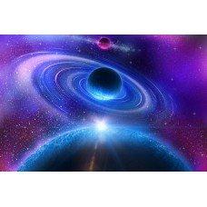 Фотообои - Спутник планеты