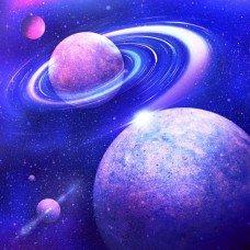 Фотообои - Орбиты планет