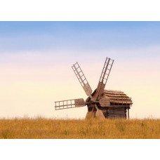 Фотообои - Ветрянная мельница
