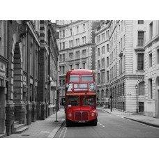Фотообои - Лондонский автобус
