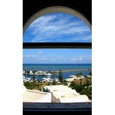 Фотообои - Вид через арку