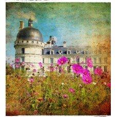 Фотообои - Вечерний Париж - Фотообои, фрески