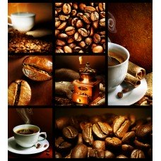 Фотообои - Фото панно - Кофе