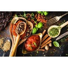 Фотообои - Приготовление блюда