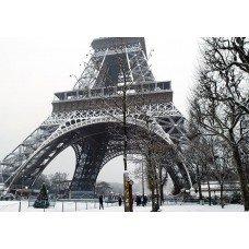 Фотообои - Около Эйфелевой башни