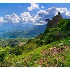 Фотообои - Склон гор