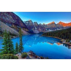 Фотообои - Голубая вода