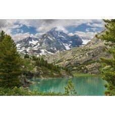 Фотообои - Швейцария - Горы