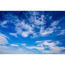 Фотообои - Синее небо