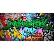 Фотообои - Граффити