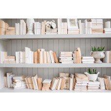 Фотообои - Книжные полки