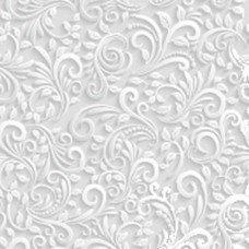 Фотообои - Белые узоры